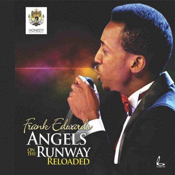 Angel on the runway reloaded - Frank Edwards