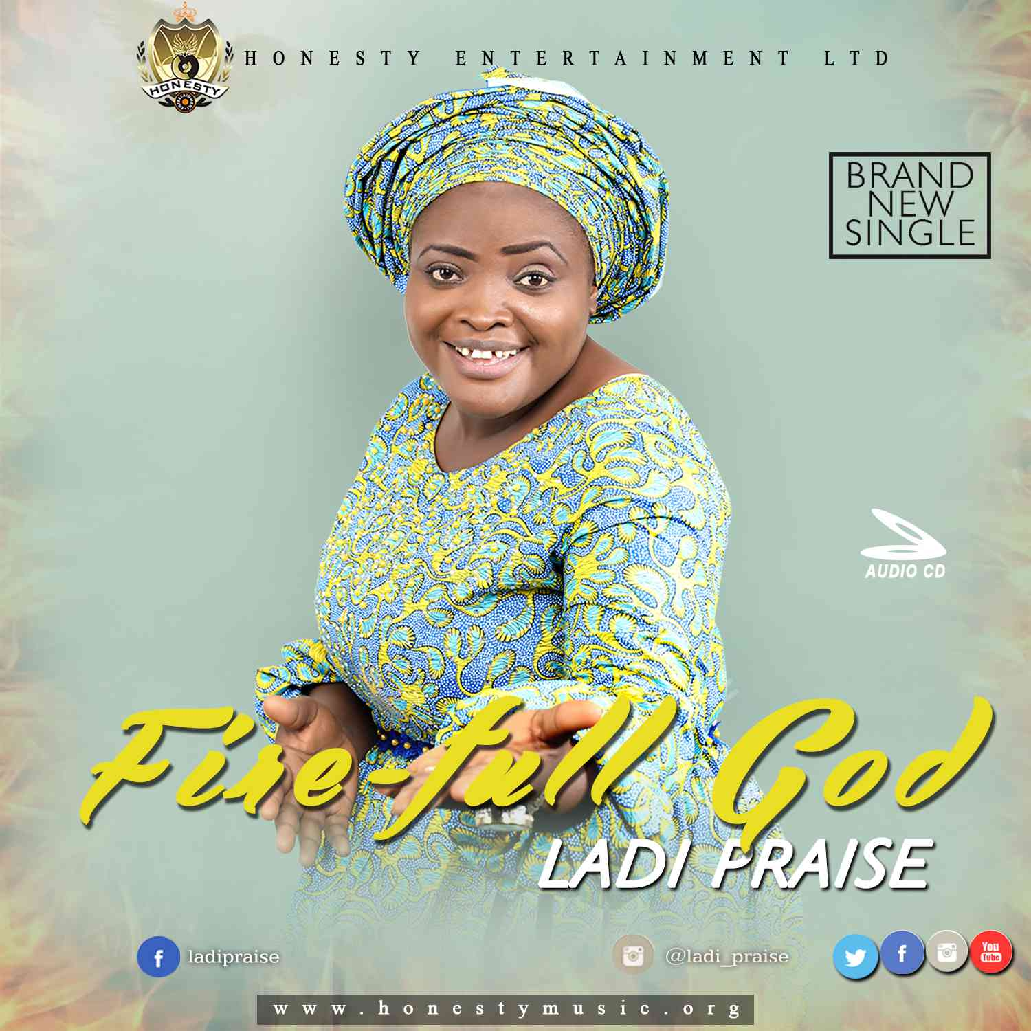 LADI PRAISE NEW SINGLE