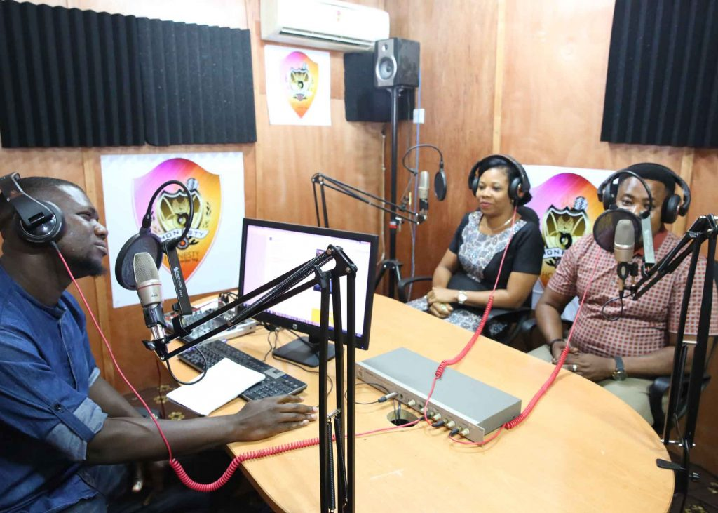 INTERVIEW WITH THE CEO HONESTY RADIO NG 2
