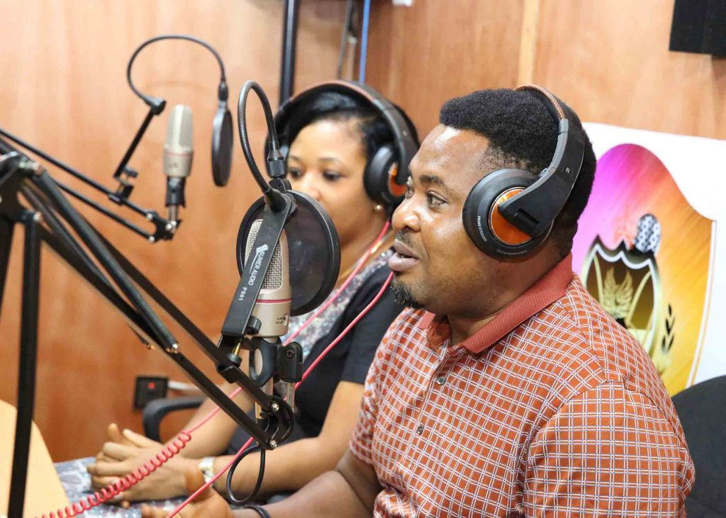 INTERVIEW WITH THE CEO HONESTY RADIO NG 3
