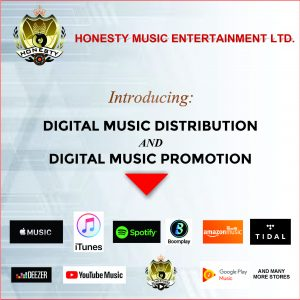 Distribute Your Music To Digital Stores With Us